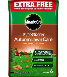 Miracle Autumn Lawn 400Sqm+10%
