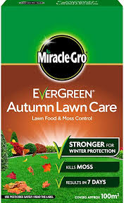 Miracle Autumn Lawn 100Sqm+20%
