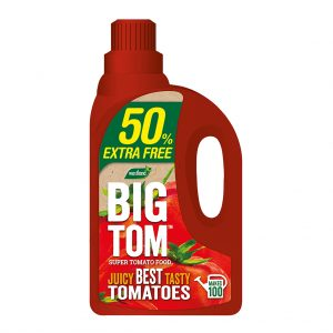 Big Tom Concentrate Feed 1.25L + 50% Extra Free