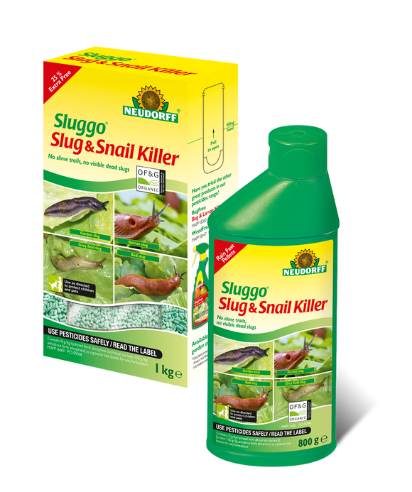 Sluggo Slug and Snail Killer