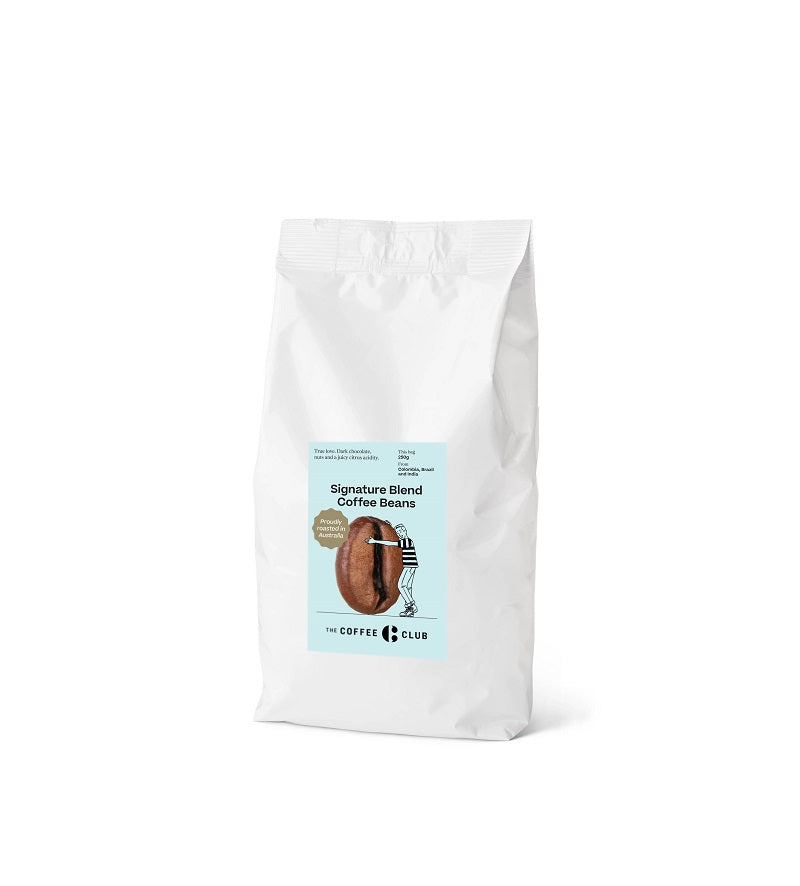 The Coffee Club- Signature Blend - Coffee Beans 250g