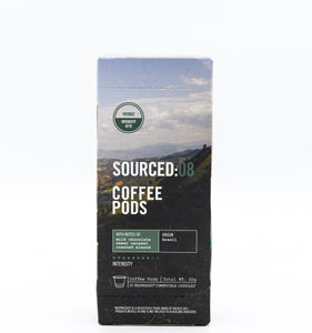 Sourced- Voyage 08- Coffee Pods 10 Pack