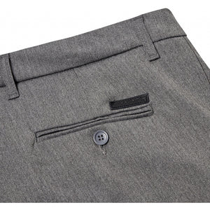 Steffen Twill Pant - light grey