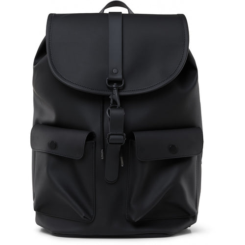 Rains Camp Backpack 1341 BLACK