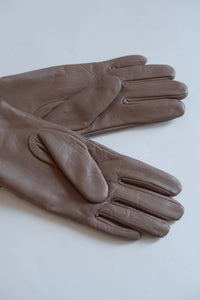 Duffi leather gloves