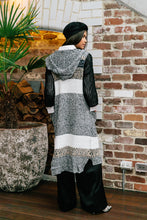 Load image into Gallery viewer, Grey Vest Knit