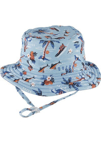 Makai Boys Reversible Bucket Hat