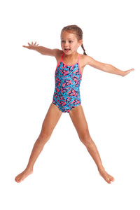 TODDLERS SIZE 4 Razor Back One Piece (Colours Available)