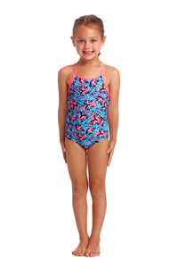 TODDLERS SIZE 7 Razor Back One Piece (Colours Available)