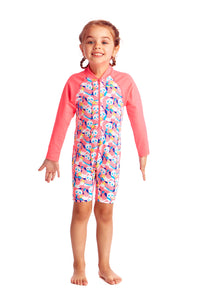 Girls Toddlers Eco Go Jumpsuit