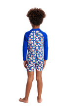 Load image into Gallery viewer, Boys Toddlers Eco Go Jumpsuit