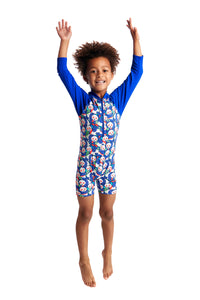 Boys Toddlers Eco Go Jumpsuit