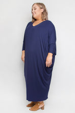 Load image into Gallery viewer, Long Sleeve Maxi Miracle Dress