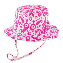 Load image into Gallery viewer, Fiona Girls Reversible Bucket Hat (Colours Available)