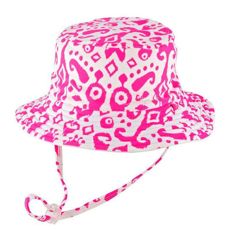 Fiona Girls Reversible Bucket Hat (Colours Available)