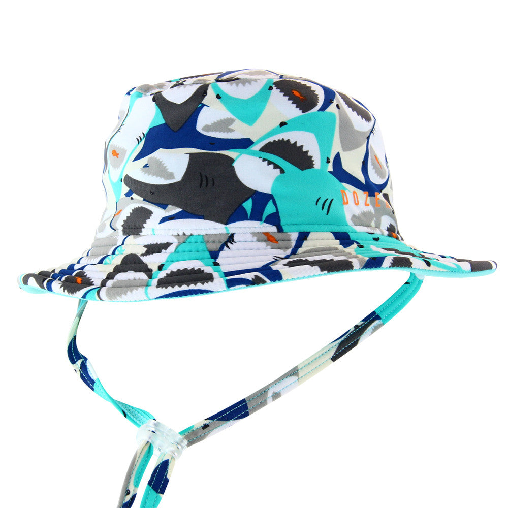 Chomp Boys Reversible Bucket Hat