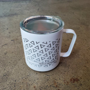 MiiR Insulated Camp Mug with ⟁