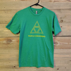 Load image into Gallery viewer, Triforce Triangle Tee