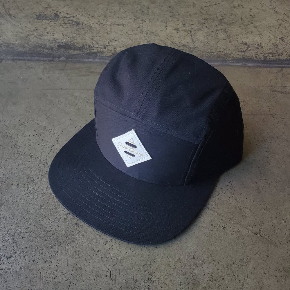 Black Lash Tab 5-Panel