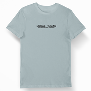Staple Embroidered Tee - Local Human