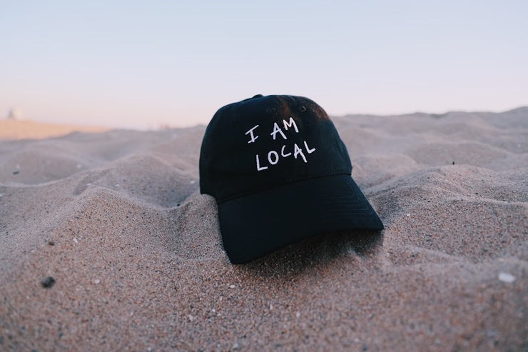 Branded Dad Hat - Local Human