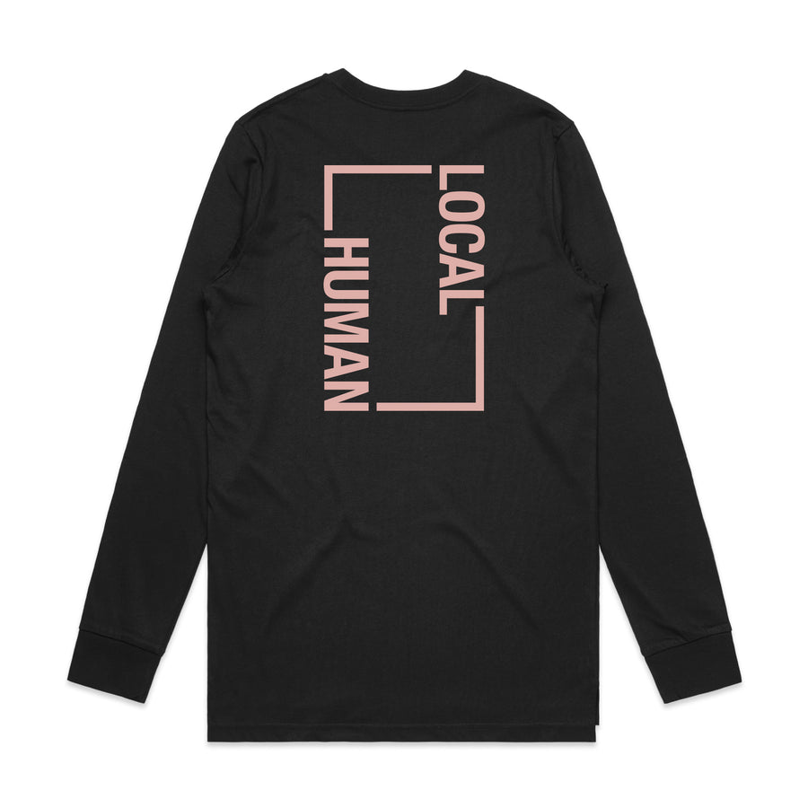 POV Longsleeve - Local Human