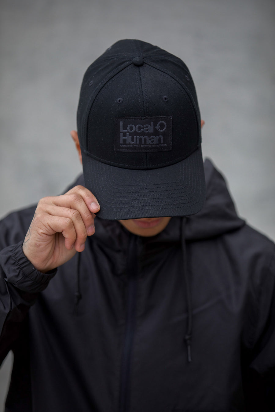 Core Cap - Local Human