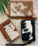 Cow Hide Wallets