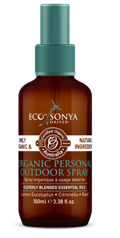 Citronella Personal Outdoor Spray 100mL