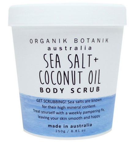 Sea Salt & Coconut Body Scrub 250g