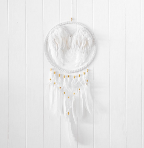 Angel Wings Dream Catcher