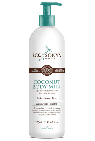 Coconut Body Milk 375mL