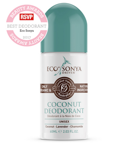 Coconut Deodorant 60mL