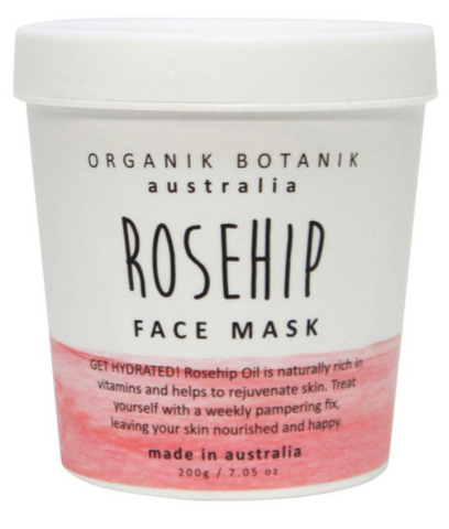 Rosehip Face Mask Tub 200g