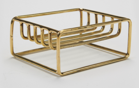 Soap Holder - Brass