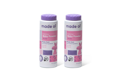 Calming Organic Baby Powder