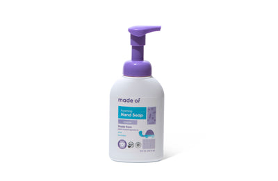 Foaming Organic Baby Hand Soap