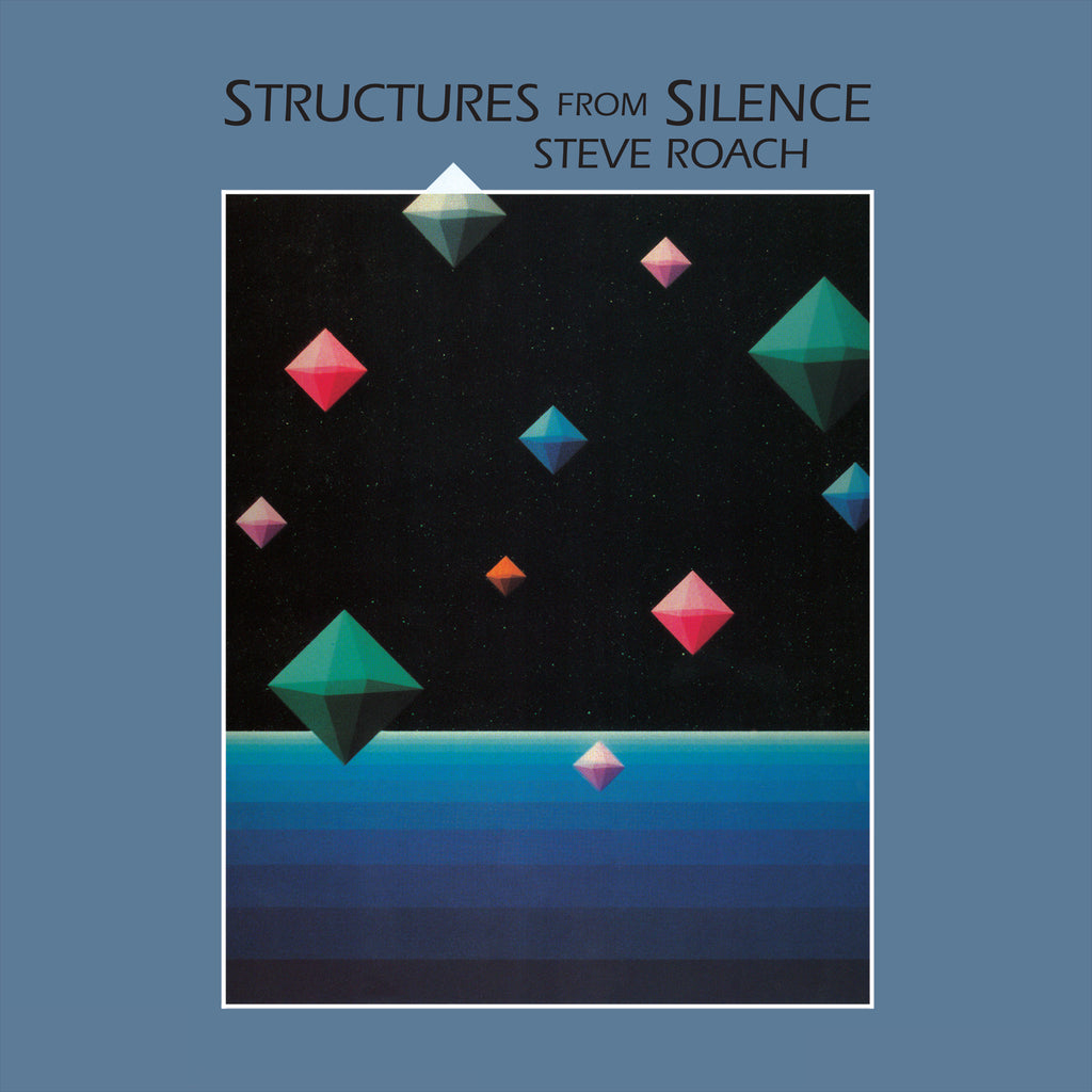 "Steve Roach ""Structures From Silence"" LP"