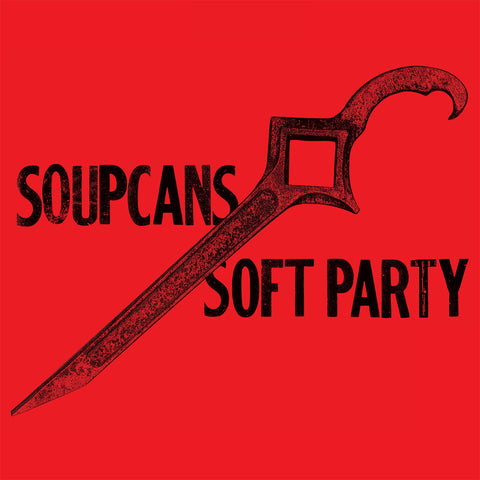 "Soupcans ""Soft Party"" LP"