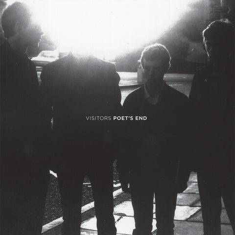 "Visitors ""Poet's End"" LP"