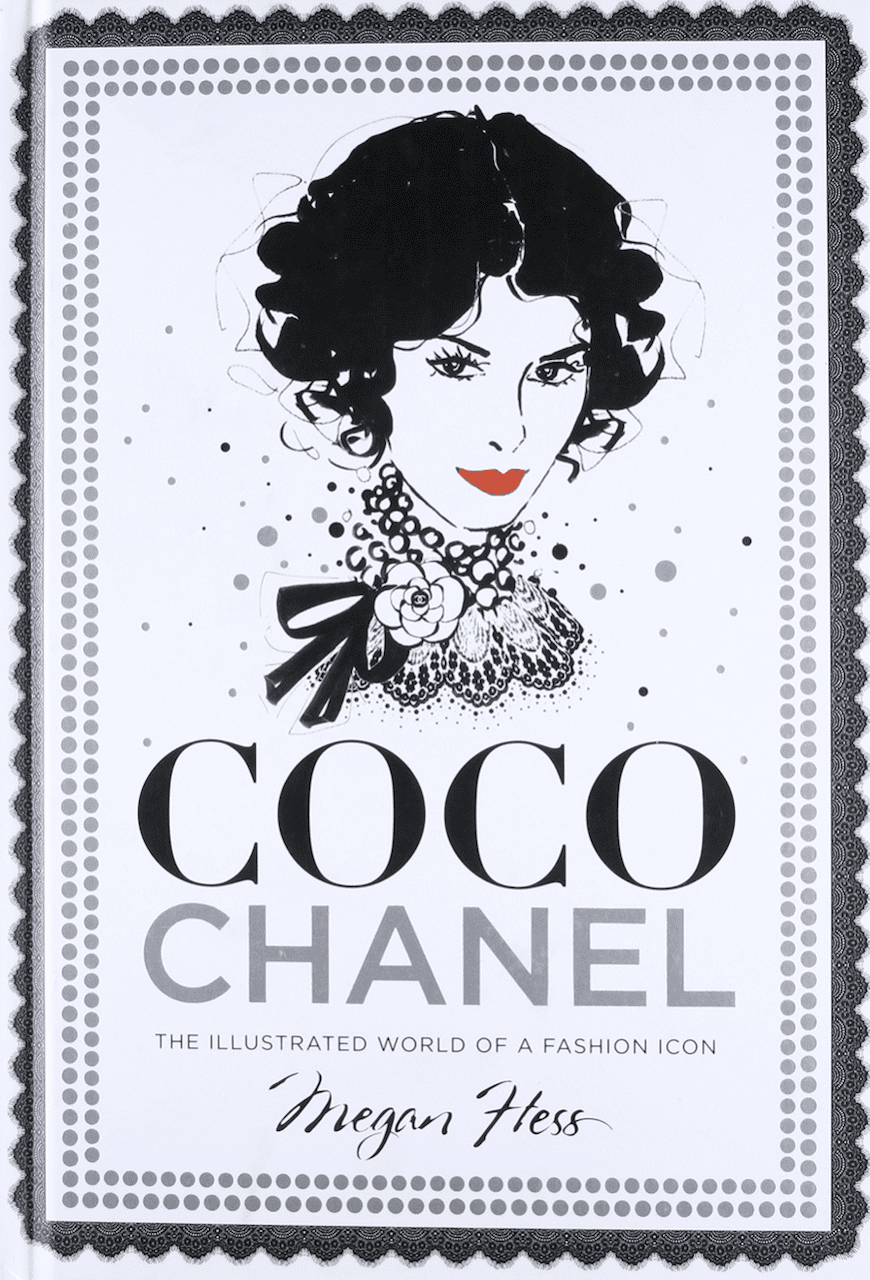 No. 2 Little Chanel Book
