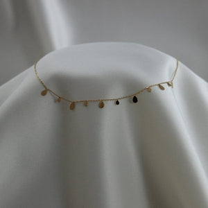 Classic No. 3 Necklace Waterdrop