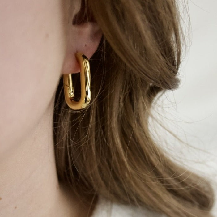 Classic No. 1 Earrings