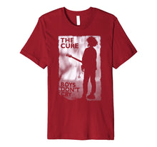 Load image into Gallery viewer, The Cure Boys Dont Cry T-shirt For Christmas