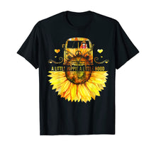 Load image into Gallery viewer, Sunflower A Little Hippie A Little Hood Funny Hippie Shirt