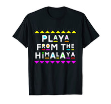 Load image into Gallery viewer, Playa from the Himalaya Shirt 90s Style
