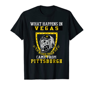 Funny shirts V-neck Tank top Hoodie sweatshirt usa uk au ca gifts for What Happens In Vegas Flower Power Came From Pittsburgh 2124176
