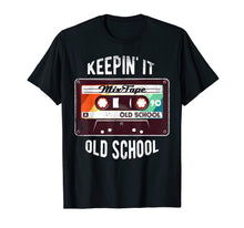 Load image into Gallery viewer, Old School Hip Hop 80s 90s Mixtape Graphic T Shirt