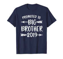 Load image into Gallery viewer, Promoted to Big Brother est 2019 Shirt Vintage Arrow