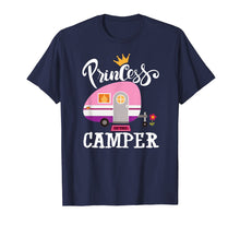 Load image into Gallery viewer, Funny shirts V-neck Tank top Hoodie sweatshirt usa uk au ca gifts for Princess of the Camper-RV Camper Vacation Road Trip T Shirt 2786077
